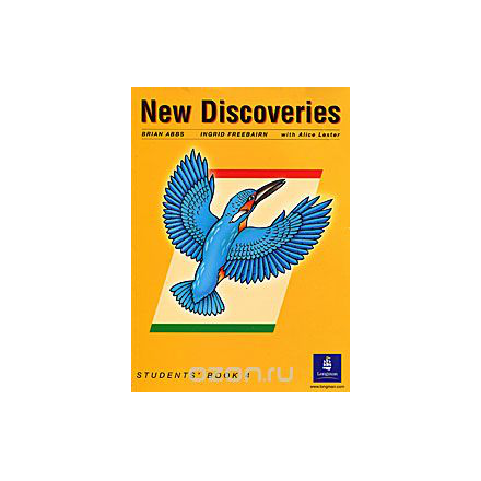 New Discoveries: Students' Book 4