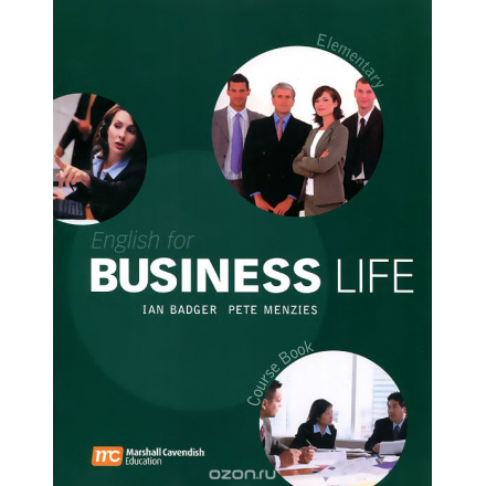 English for Business Life Course Book (Achieve Ielts Elementary Level)