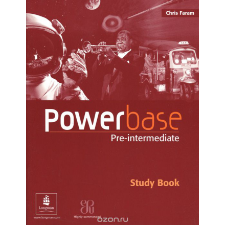 Powerbase: Pre-Intermediate: Study Book