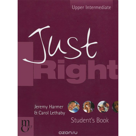Just Right: Upper Intermediate: Student's Book