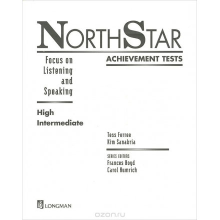 Northstar: Focus on Listening and Speaking: High Intermediate: Test/Cassette Pack (NorthStar)