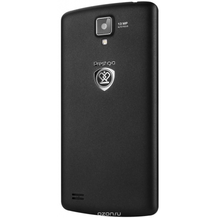 Prestigio MultiPhone PSP5550 Duo, Black