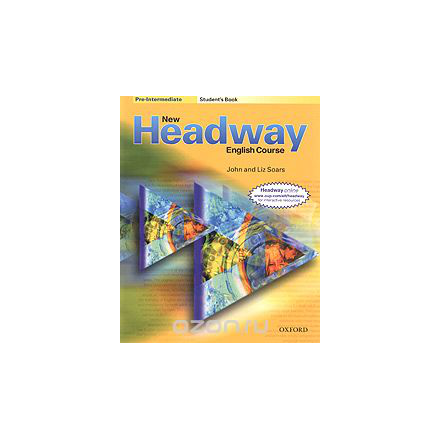 New Headway English Course: Pre-Intermediate: Student's Book
