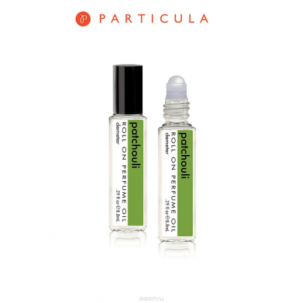 """Demeter Fragrance Library Парфюмерное масло """"Пачули"""" (""""Patchouli""""), 8,8 мл"""