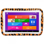 "Планшет TurboPad MonsterPad 1,5Ггц/1Гб/8Гб/7"" 1024*600 IPS/WIFI/Android 4.2/оранжевый"